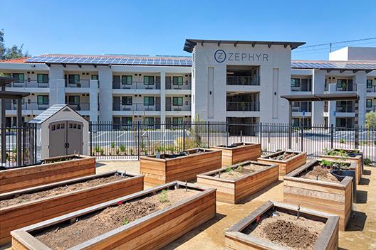 Zephyr Apartments