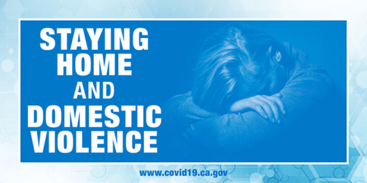 Staying Home and Domestic Violence