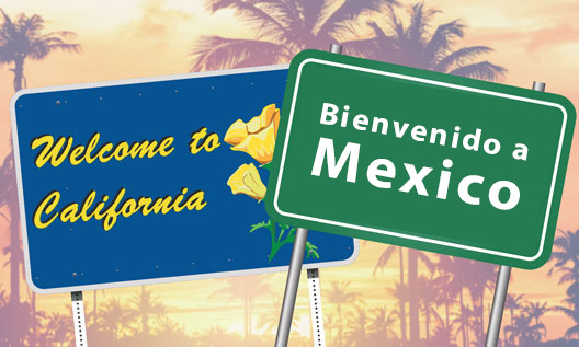 California and Mexico working together