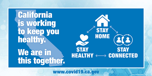 California is working to keep you healthy