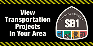 Transportation Projects in your Area