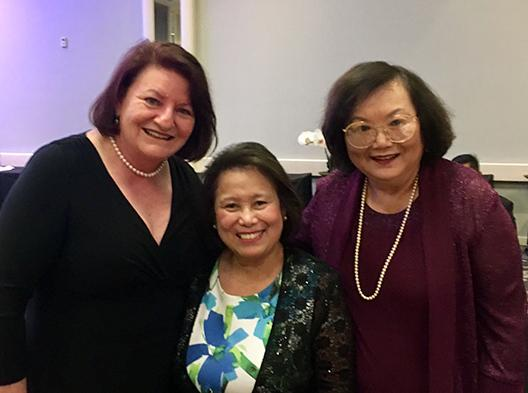 Asian Pacific American Coalition's annual awards gala