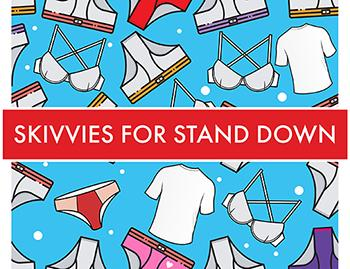 Skivvies for Stand Down